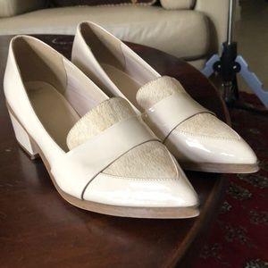 ASOS Cream Loafers UK 8/US 10